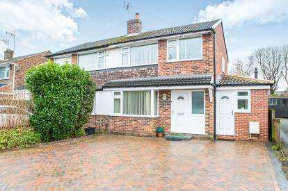 3 Bedrooms Semi Detached House for sale in Olive Way, Harrogate, ., North Yorkshire