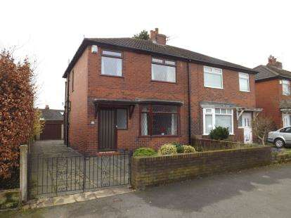 3 Bedrooms Semi Detached House for sale in Rutland Street, Leigh, Greater Manchester