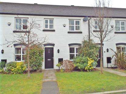 3 Bedrooms Terraced House for sale in Adamson Close, Warrington, Cheshire