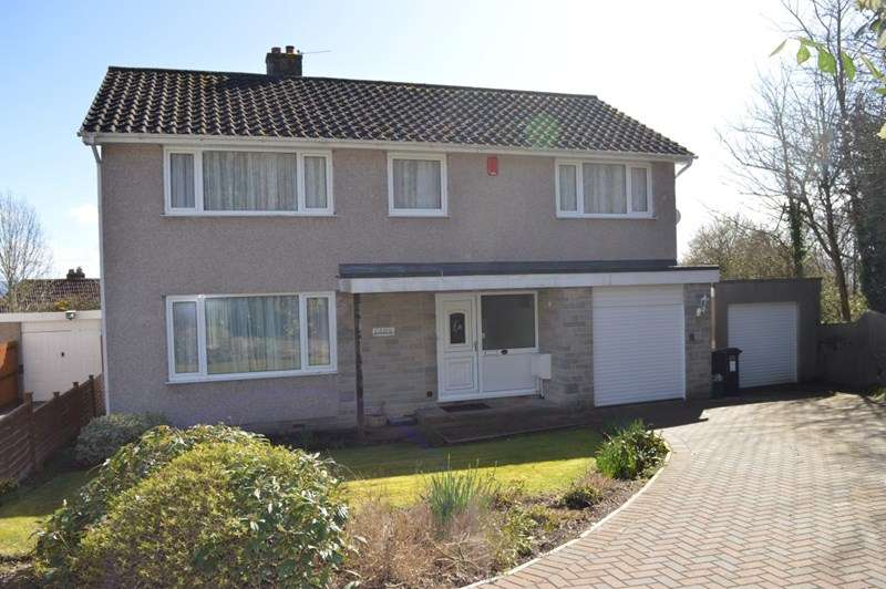 4 Bedrooms Property for sale in Hawthorn Gardens, Weston-Super-Mare