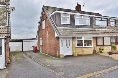 3 Bedrooms Semi Detached House for sale in Beechwood Drive, Feniscowles, Blackburn, Lancashire
