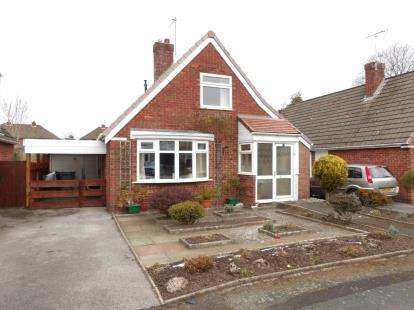 3 Bedrooms Bungalow for sale in Sharston Crescent, Knutsford, Chehsire