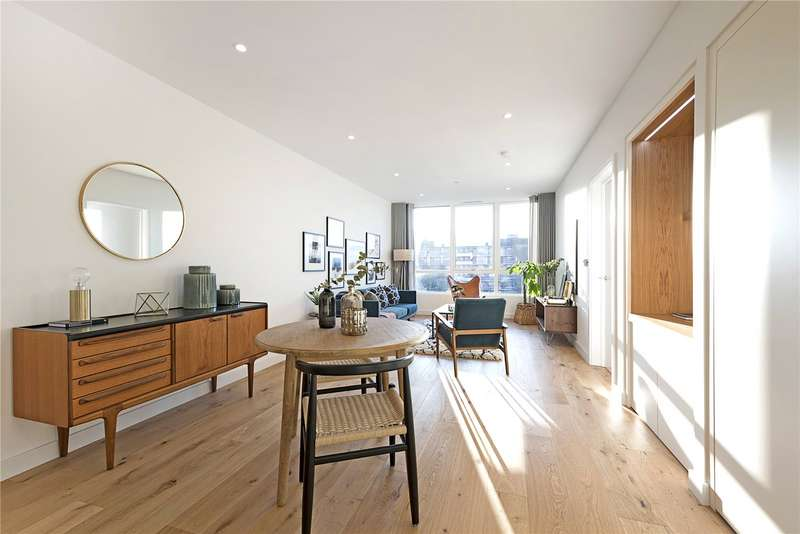 2 Bedrooms Flat for sale in Arklow Road, Deptford, SE14