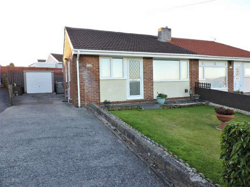 2 Bedrooms Semi Detached Bungalow for sale in Godre Coed, Morriston