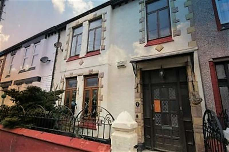 4 Bedrooms Terraced House for sale in Melbourne Street, Wallasey, CH45 9JY