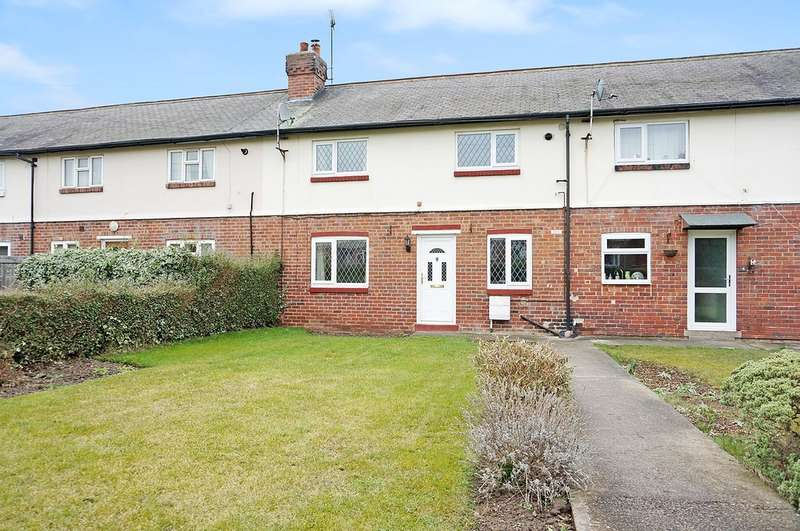 3 Bedrooms Terraced House for sale in Westfield Square, Tadcaster, LS24