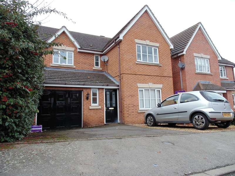 4 Bedrooms Detached House for sale in Farndish Close, Rusdhen