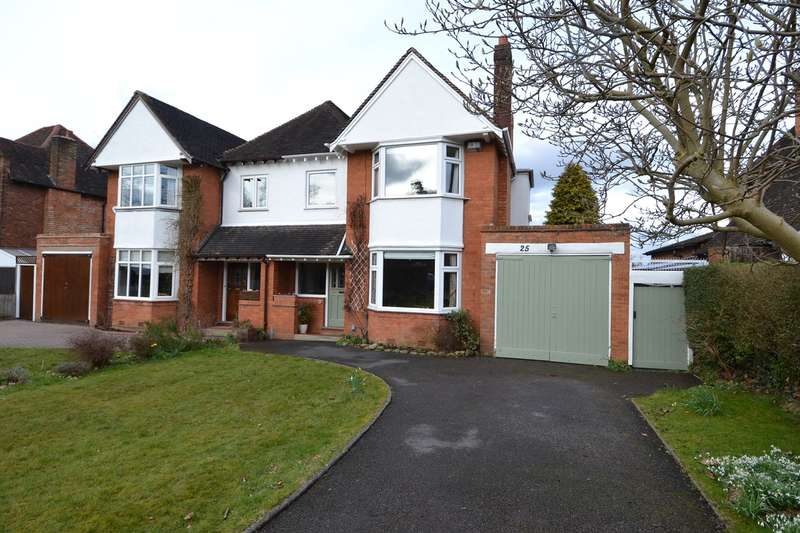 4 Bedrooms Semi Detached House for sale in Highfield Road, Moseley, Birmingham, B13