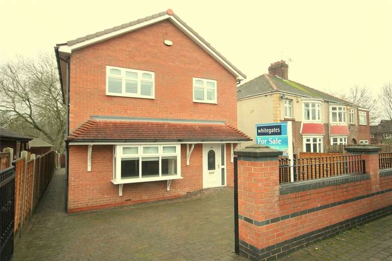 4 Bedrooms Detached House for sale in Darlington Lane, Stockton On Tees TS19