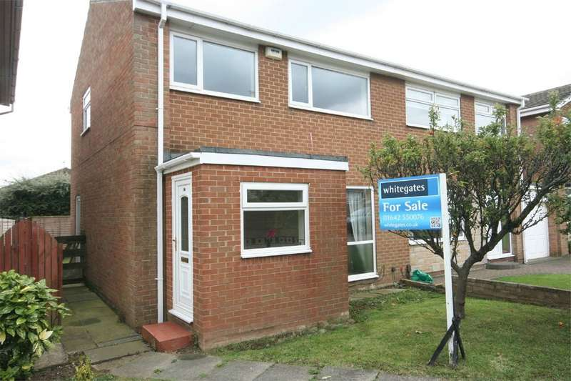 3 Bedrooms Semi Detached House for rent in Penton Court, Billingham TS23