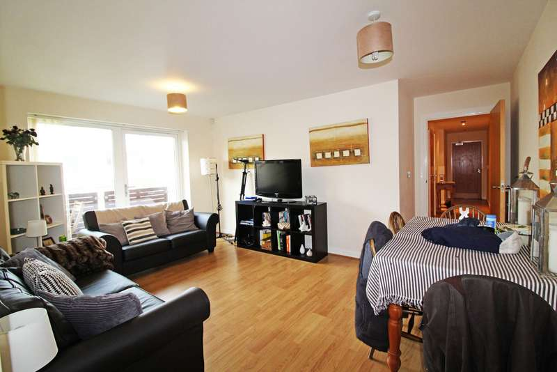 2 Bedrooms Property for sale in Prague House, Ezel Court, Cardiff