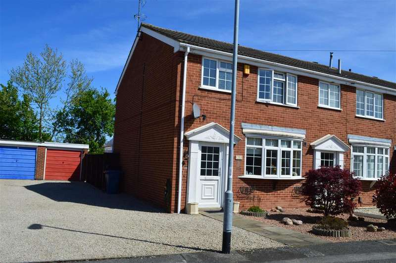 3 Bedrooms Detached House for sale in De Ferrers Close, East Leake, Loughbo...