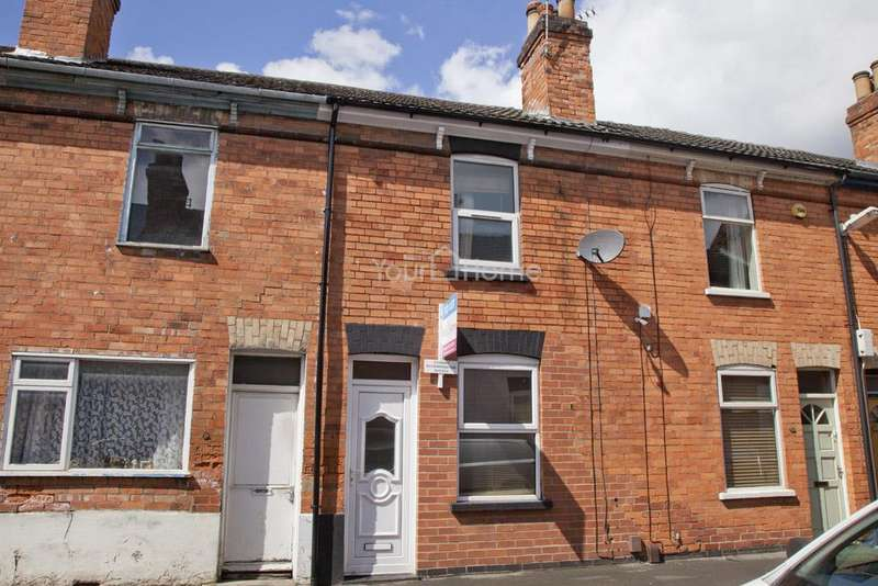 2 Bedrooms Terraced House for sale in St. Andrews Place, Lincoln