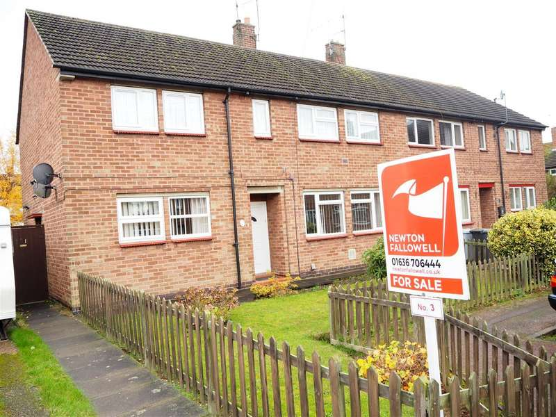 2 Bedrooms Apartment Flat for sale in Thorpe Close, Newark