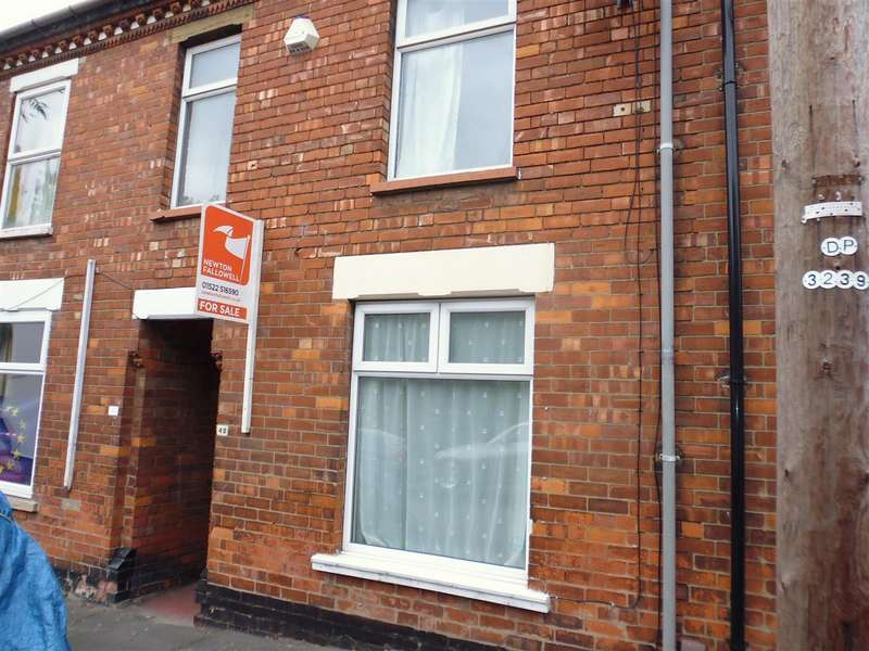 2 Bedrooms Terraced House for sale in Coleby Street, Lincoln