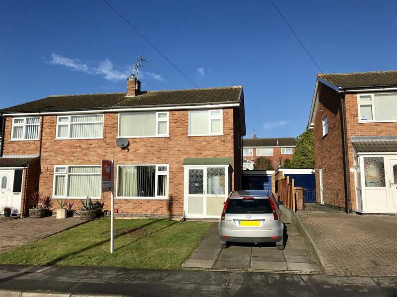 3 Bedrooms Detached House for sale in Valley Road, Melton Mowbray