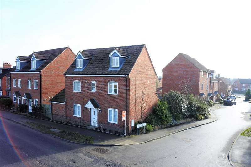 4 Bedrooms Property for sale in Barrowby Road, Grantham