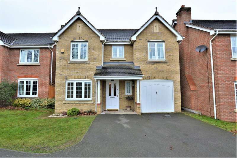 4 Bedrooms Property for sale in Highgrove Gardens, Stamford