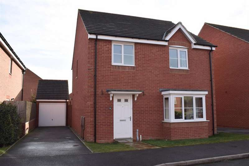 4 Bedrooms Property for sale in Grindley Way, Woodville, Swadlincote