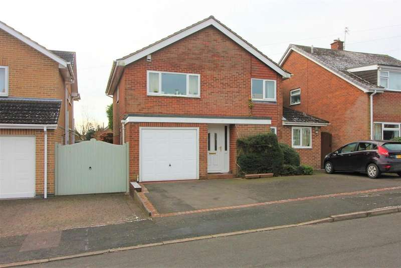 4 Bedrooms Property for sale in Hastings Way, Ashby-De-La-Zouch
