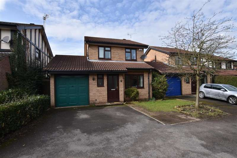 3 Bedrooms Property for sale in Beardsley Road, Quorn, Loughborough