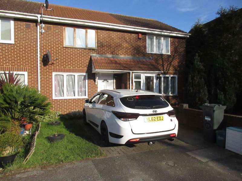 2 Bedrooms Terraced House for sale in Beaulieu Close, Hounslow, TW4