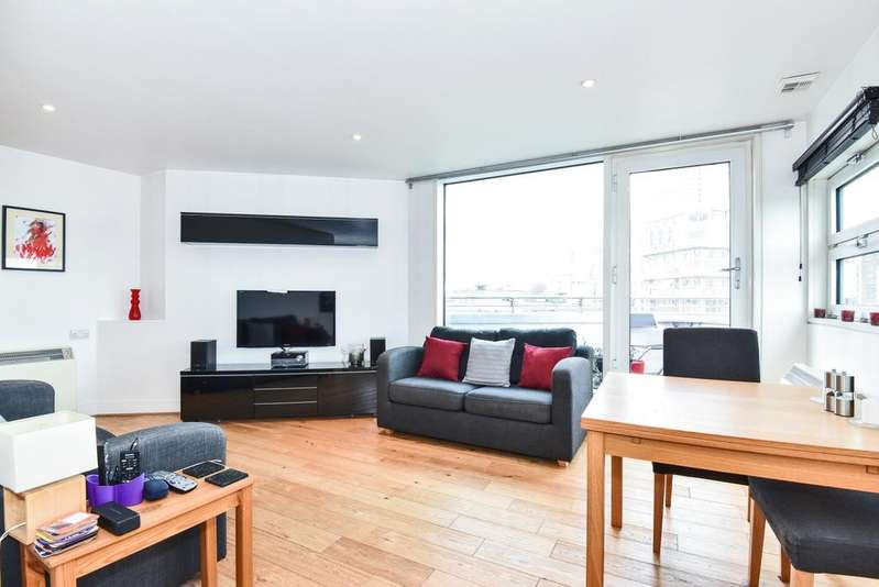 1 Bedroom Flat for sale in Empire Square London SE1