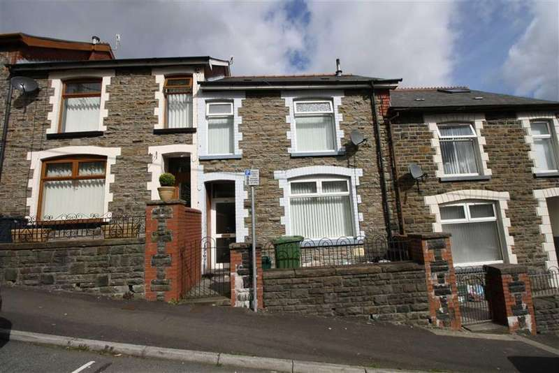 3 Bedrooms Terraced House for sale in Aberpennar Street, Mountain Ash, Mid Glamorgan