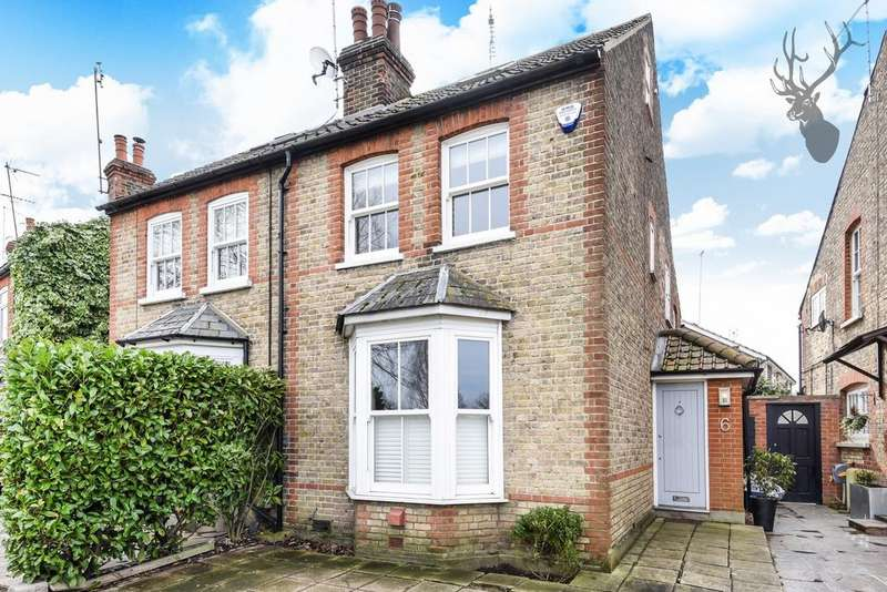 3 Bedrooms Semi Detached House for sale in The Green, Theydon Bois, CM16