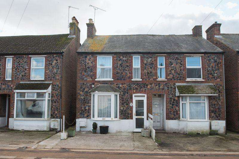 2 Bedrooms Semi Detached House for sale in Spitalfield Lane, Chichester