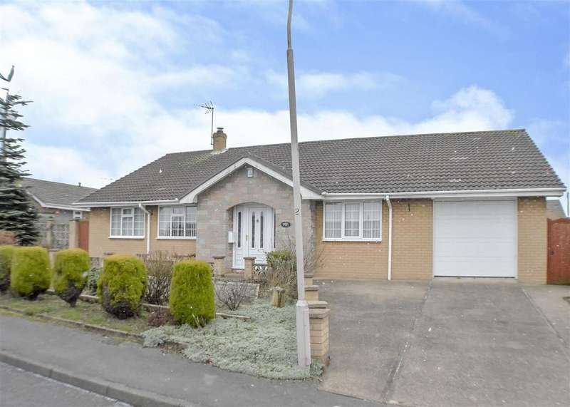 2 Bedrooms Detached Bungalow for sale in Abbott Lea, Mansfield
