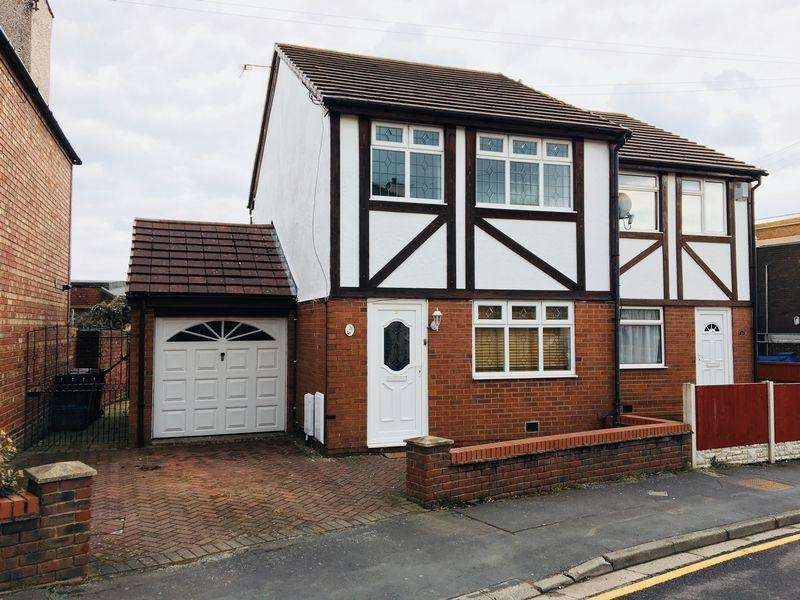 3 Bedrooms Semi Detached House for sale in Black Lion Lane, Little Sutton
