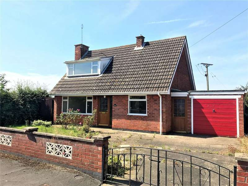 3 Bedrooms Detached Bungalow for rent in St Denys Avenue, Sleaford, NG34