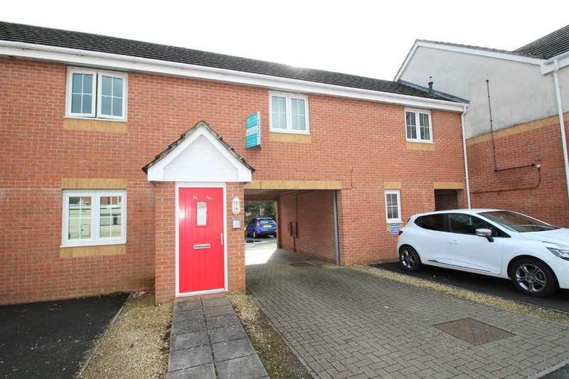 1 Bedroom Flat for sale in Snowberry Road, Newport