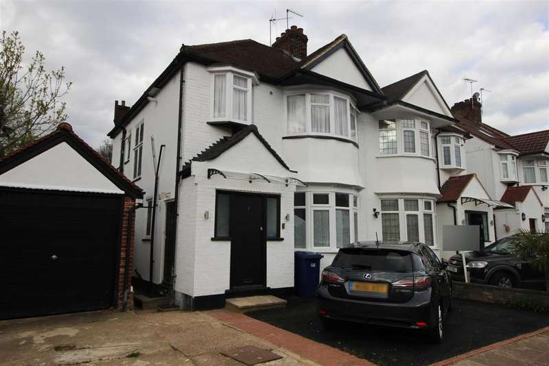 2 Bedrooms Maisonette Flat for sale in Brook Avenue, Edgware