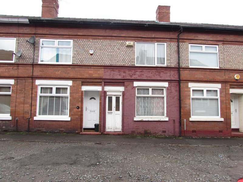 2 Bedrooms Terraced House for sale in Consul Street, Northenden, Manchester, M22