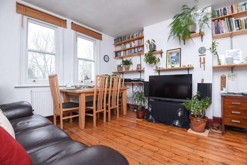 2 Bedrooms Flat for sale in Palace Road, Streatham