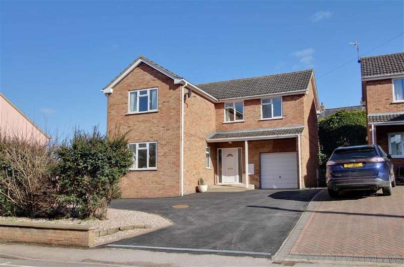 4 Bedrooms Detached House for sale in Culver Street, Newent, Gloucestershire