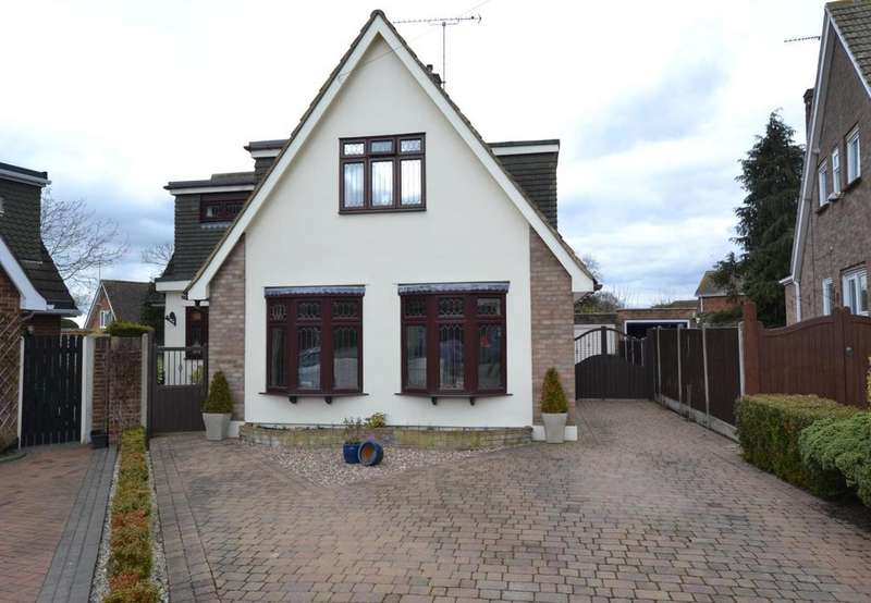 4 Bedrooms Detached House for sale in Tyelands, Billericay, Essex, CM12