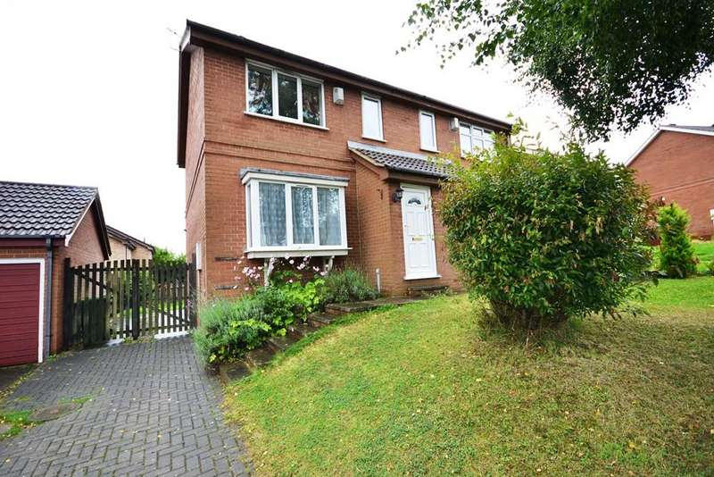 3 Bedrooms Semi Detached House for sale in Hovingham Drive, Scarborough YO12