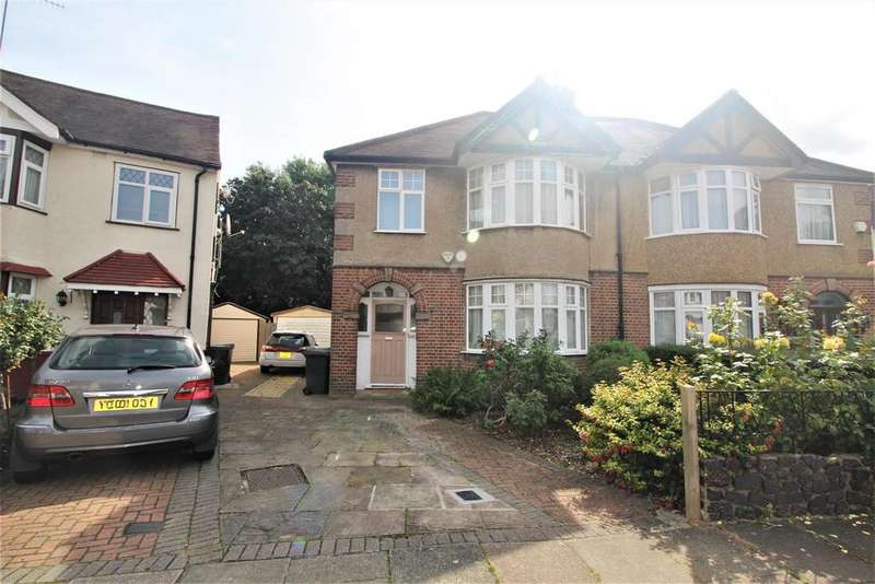3 Bedrooms House for sale in Fairfield Crescent, Edgware