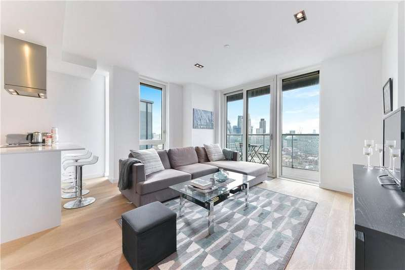 3 Bedrooms Flat for sale in Avantgarde Tower, 1 Avantgarde Place, Shoreditch, London, E1