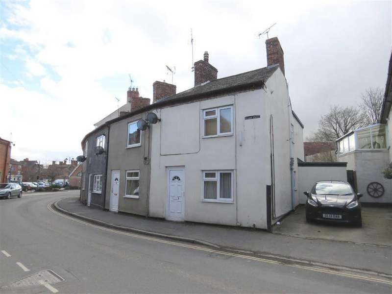 2 Bedrooms Terraced House for rent in Cross Street, Ellesmere, SY12