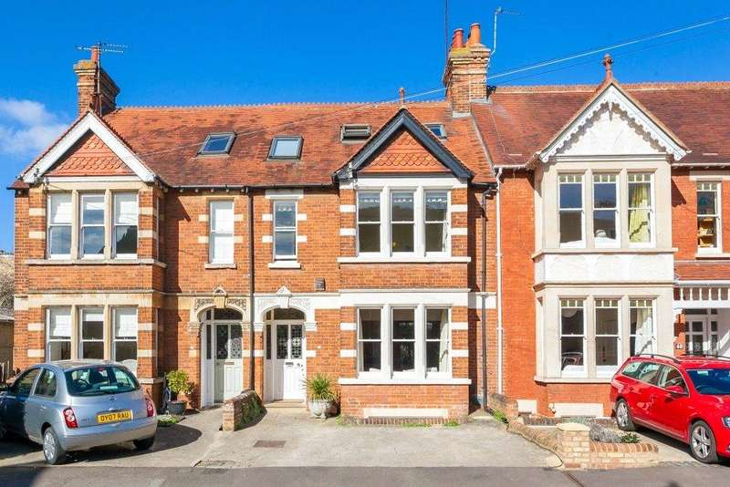 5 Bedrooms House for sale in Beech Croft Road, Oxford, Oxfordshire, OX2
