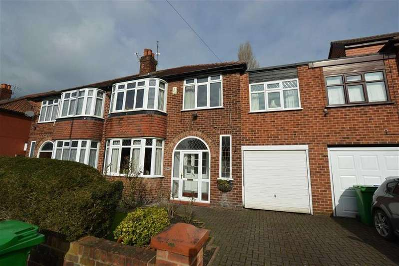 4 Bedrooms Semi Detached House for rent in White Moss Avenue, Chorlton