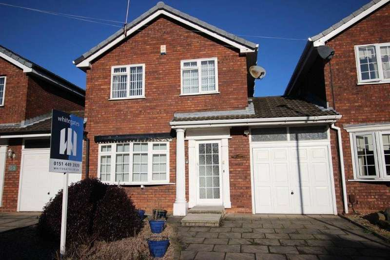 3 Bedrooms Link Detached House for sale in The Chase, Liverpool, Merseyside, L36
