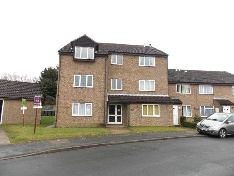 2 Bedrooms Flat for sale in Jasmine Close, Trimley St Martin, IP11