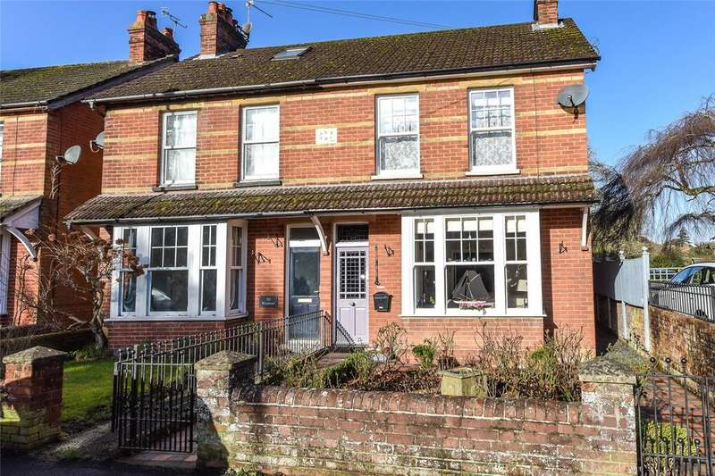 2 Bedrooms Semi Detached House for sale in Butts Road, Alton, Hampshire