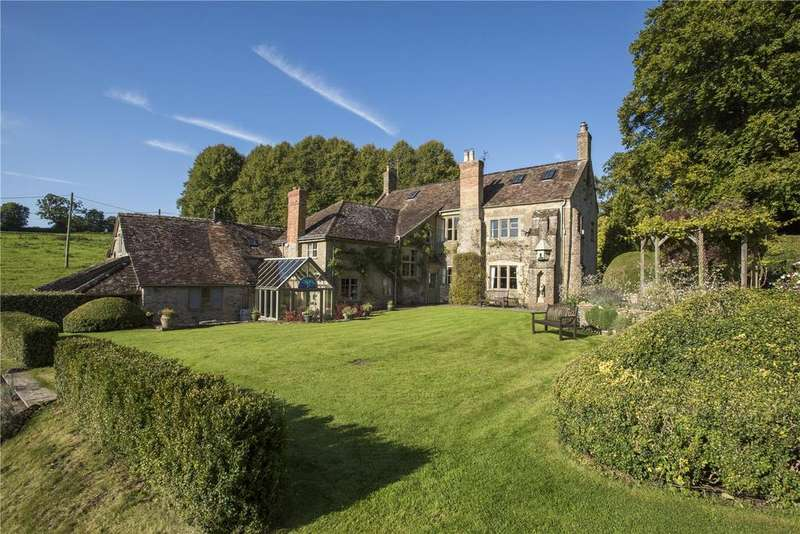 7 Bedrooms Detached House for sale in North Cheriton, Templecombe, Somerset, BA8