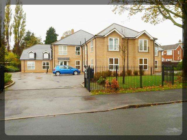 2 Bedrooms Flat for rent in Station House Apartments, Station Road, Hessle, HU13 0DW